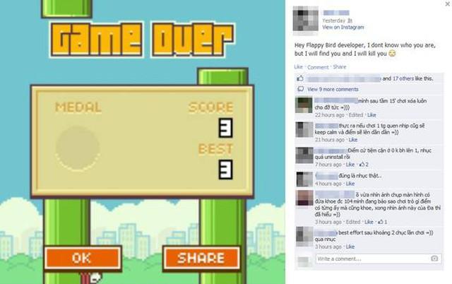 Lộ diện tác giả game Flappy Bird đang gây bão toàn thế giới